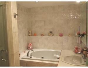 Nanuet High Ranch Bathroom