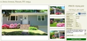 11 jerrys ave nanuet ny real estate listed by Michael Truiano