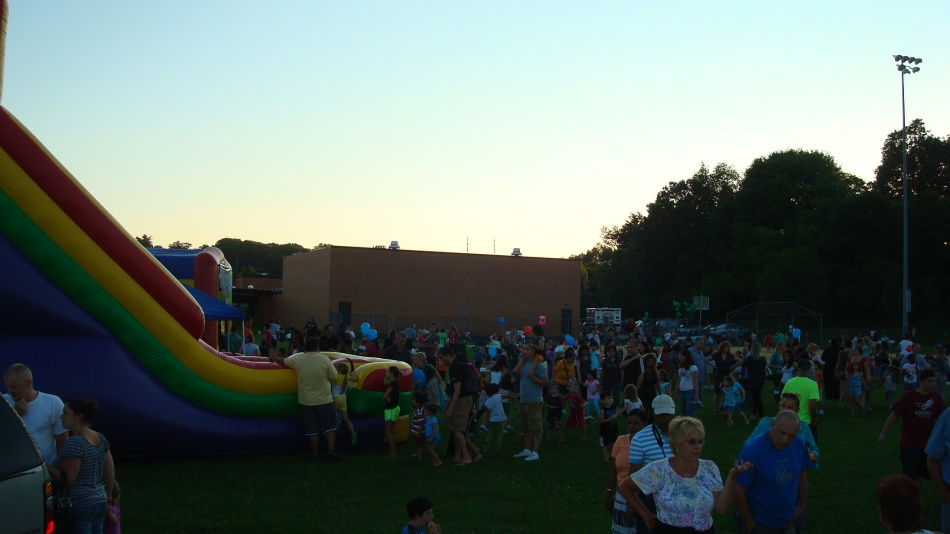 Nanuet Fireworks night in Rockland County
